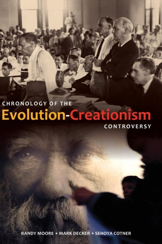 creationism controversy The doctrine of creation is the theological doctrine that teaches that god created everything that exists among christians, there are disputes on.