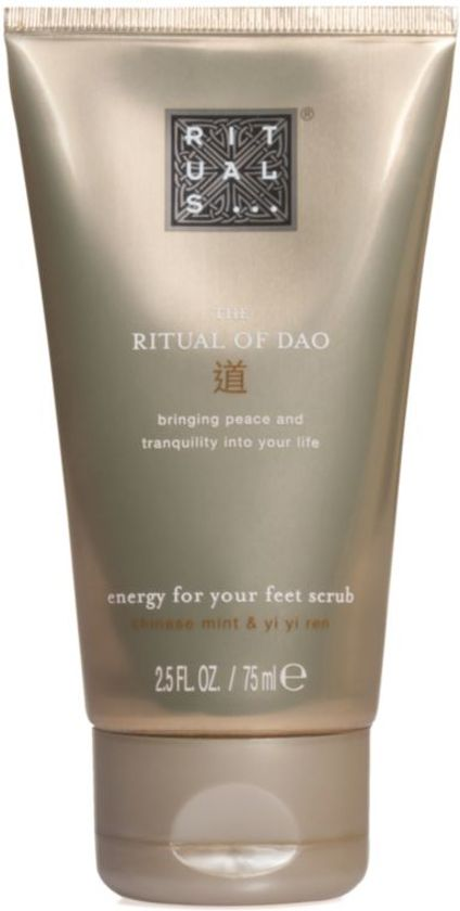 RITUALS The Ritual of Dao Foot Scrub -75 ml - voetscrub