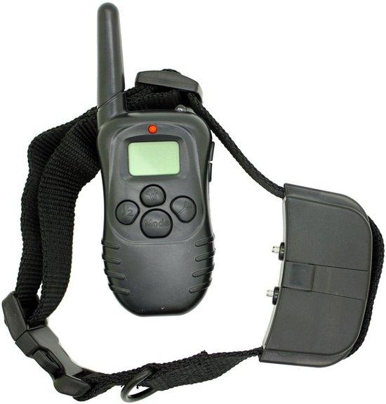 Trainingsband - Hondenhalsband met afstandsbediening - DisQounts