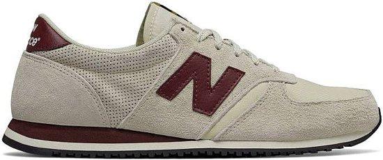 bol.com | New Balance - Heren Sneakers U420PCB - Beige ...