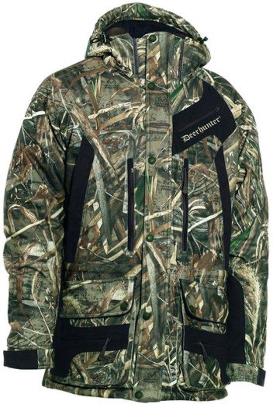Deerhunt Muflon camouflage jas/ winterjas MAX5 Maat 64