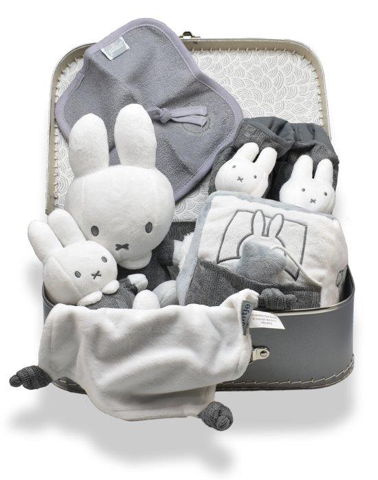 Kraamcadeau-koffer 30 cm unisex
