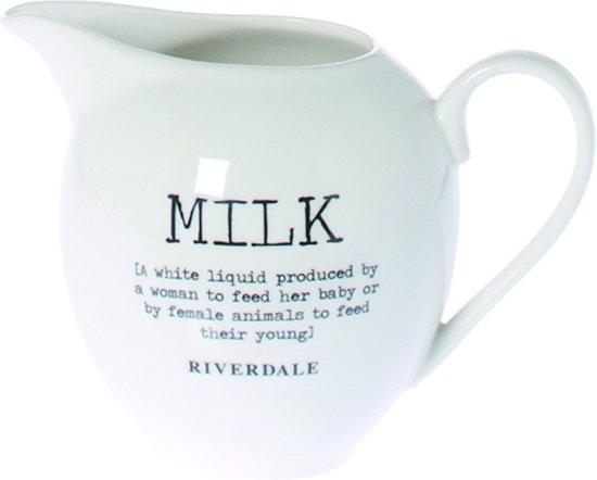 Riverdale Love Melkkan - Wit