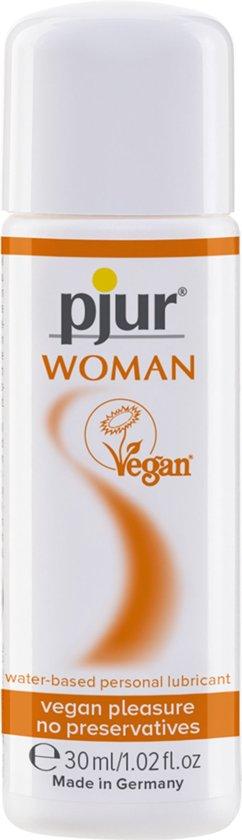 Pjur Woman Vegan Glijmiddel - 30ml