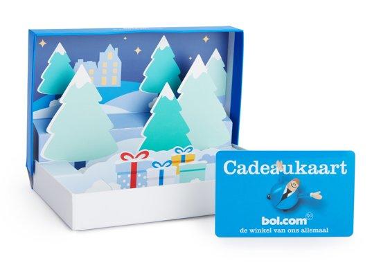 bol.com cadeaukaart - 35 euro - met luxe winterverpakking nu voor maar 1,00