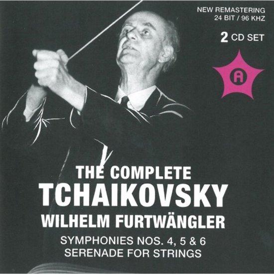 Tchaikovsky: Sy 4, 5 & 6, Serenade