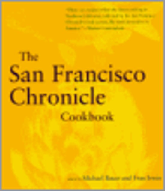 San Francisco Chronicle Cookbook