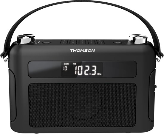 Comparer THOMSON RT440 NOIR