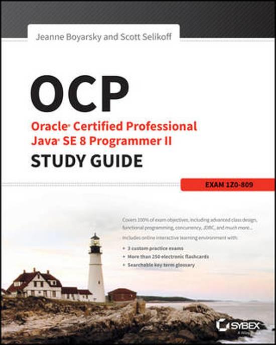 OCP - Jeanne Boyarsky