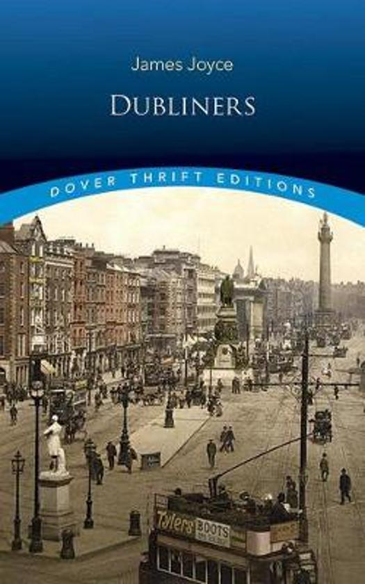 a paper on reoccurring themes in dubliners and grace