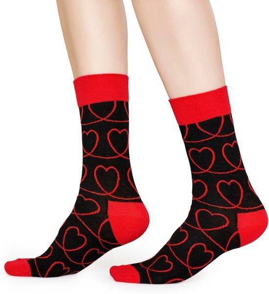 6c34dfddaa2 36 Happy Socks Rood Dames | Globos' Giftfinder