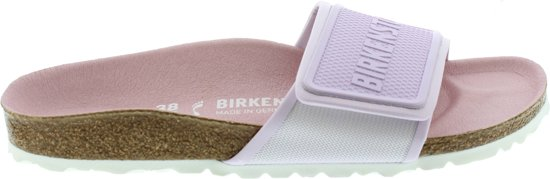 Birkenstock Tema Sport Tech Dames Slippers Small fit - Lilac - Maat 38