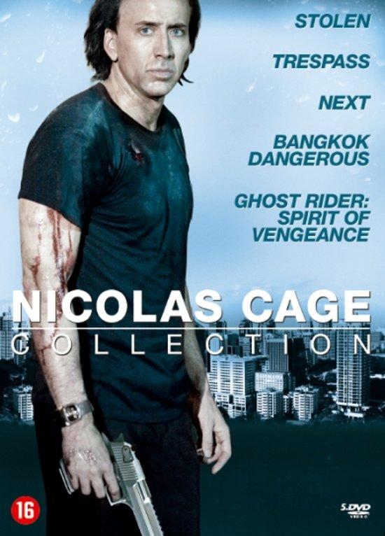 Cover van de film 'Nicolas Cage Collection'