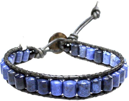 Bela Donaco Heren armband classic Sodaliet