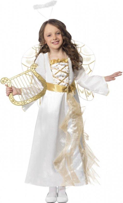 Bol Com Kerst Engel Kostuum Voor Kinderen 115 128 4 6 Jaar