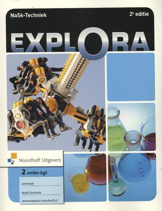 Explora Nask Techniek Vmbo Kgt Deel 2 Deel Leerboek Ebook Pdf