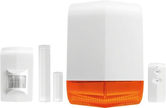 KlikAanKlikUit Draadloos Beveiligingssysteem - ALSET-2000 NL