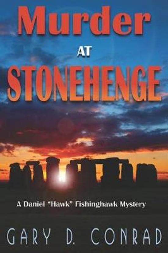 Murder at Stonehenge
