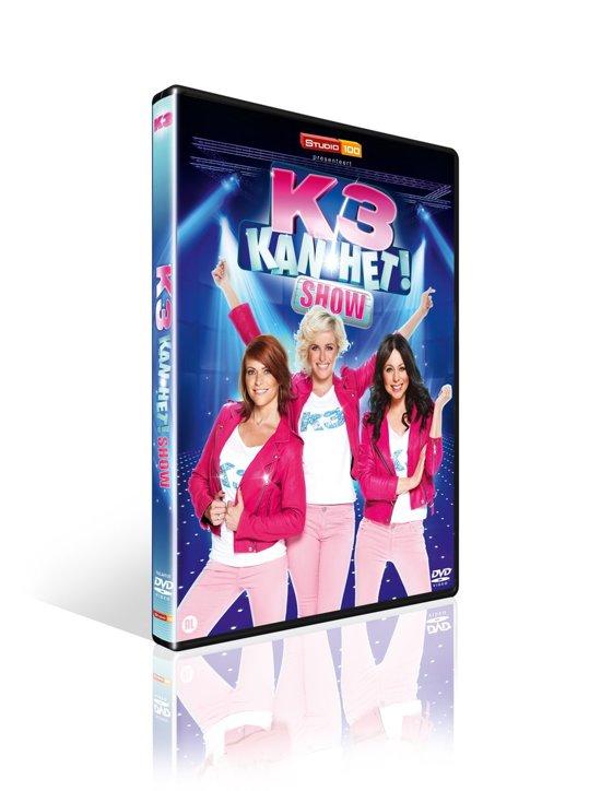 CD cover van K3 Kan Het (Show) van Josje Huisman