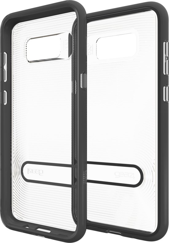 premium selection d5cbd 4eb22 GEAR4 Greenwich for Galaxy S8 Plus black