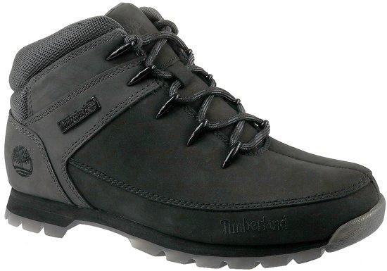 Chaussures Noires De Randonneur Timberland Pour Les Hommes IuOHrhE