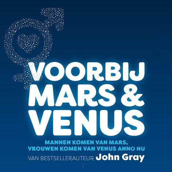 Boek cover Voorbij Mars en Venus van John Gray (Onbekend)