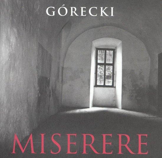 Gorecki: Miserere / Nelson, Chicago Symphony Chorus et al
