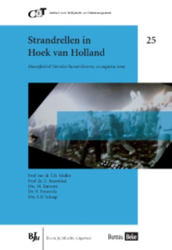 Strandrellen in Hoek van Holland