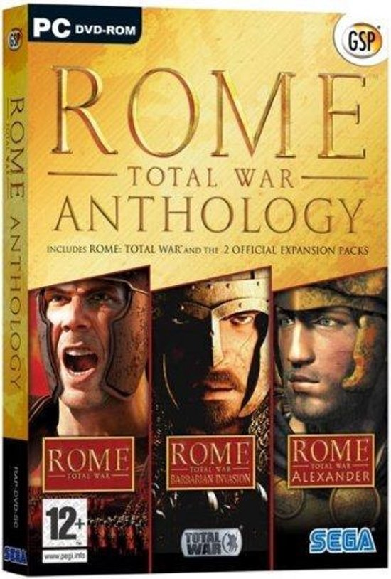 Rome: Total War - Anthology Edition - Windows