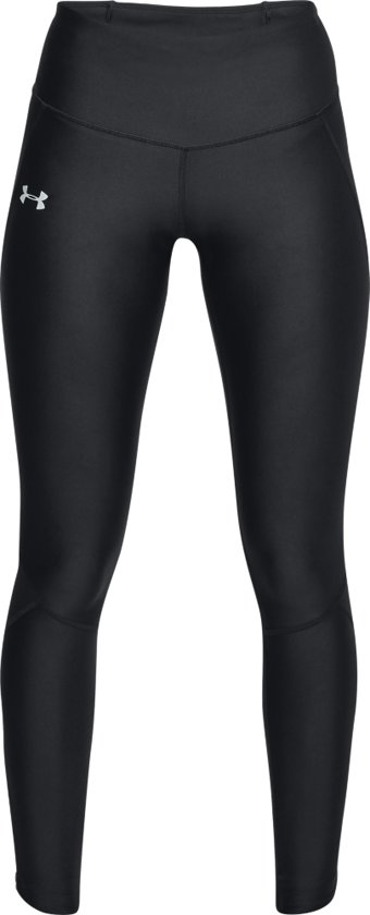 Under Armour Armour Fly Fast Tight Sportlegging Dames - Zwart - Maat XS