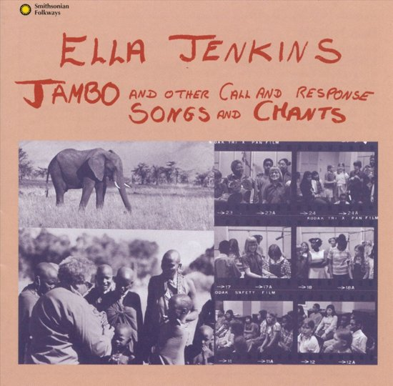 Jambo And Other Call And Response Songs...