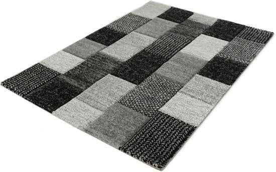 Vloerkleed Belis Essence 21830-95 Grey-80x150 cm