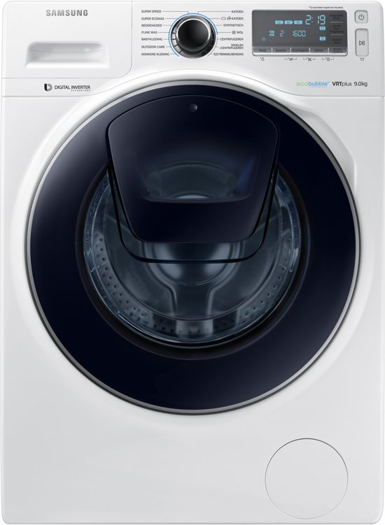 Samsung WW90K7605OW - AddWash - Wasmachine
