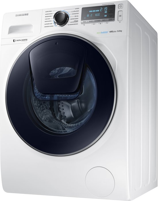 Samsung WW90K7605OW - AddWash - Wasmachine