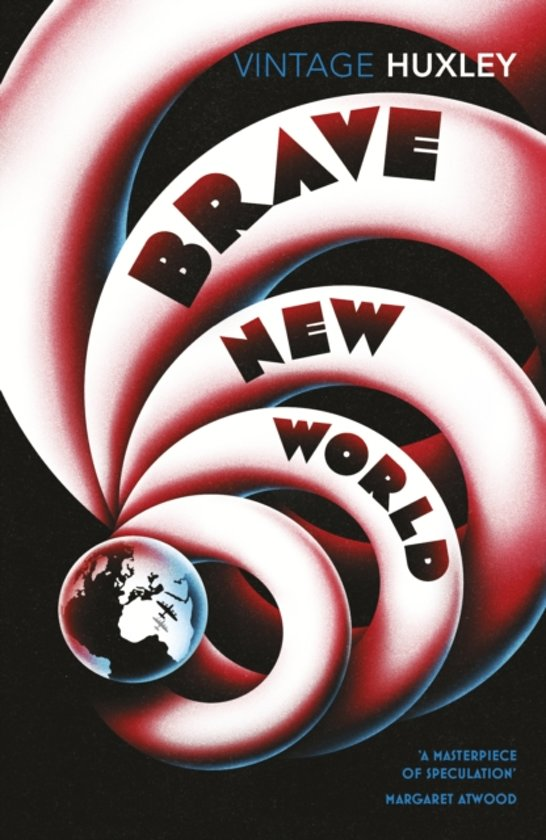 Boek cover Brave New World van Aldous Huxley (Paperback)