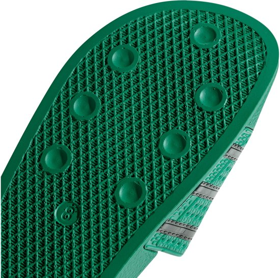Groen zwart Adidas Slipper Adilette Slippers 42 Maat Unisex W00YrAwq