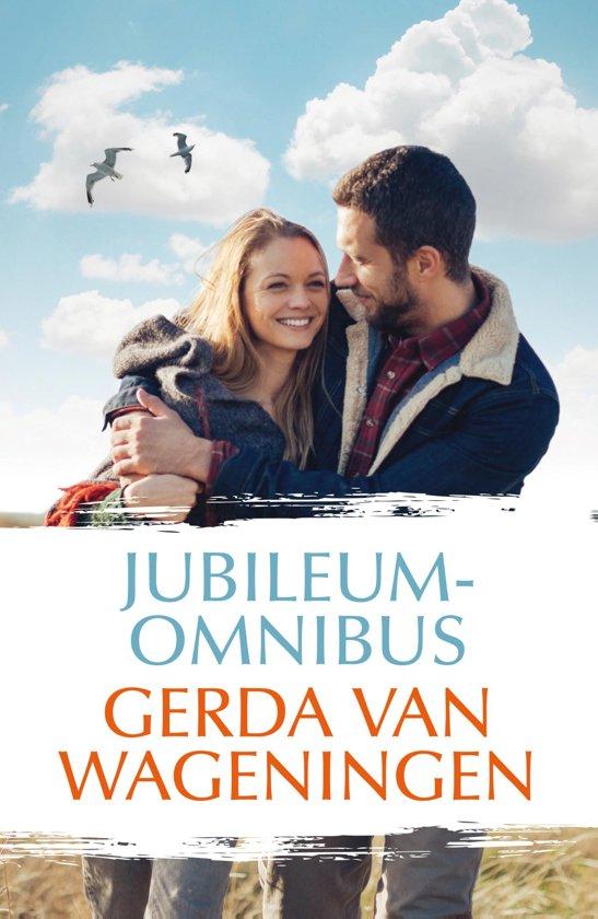 Boek cover Jubileumomnibus Gerda van Wageningen van Gerda van Wageningen (Paperback)