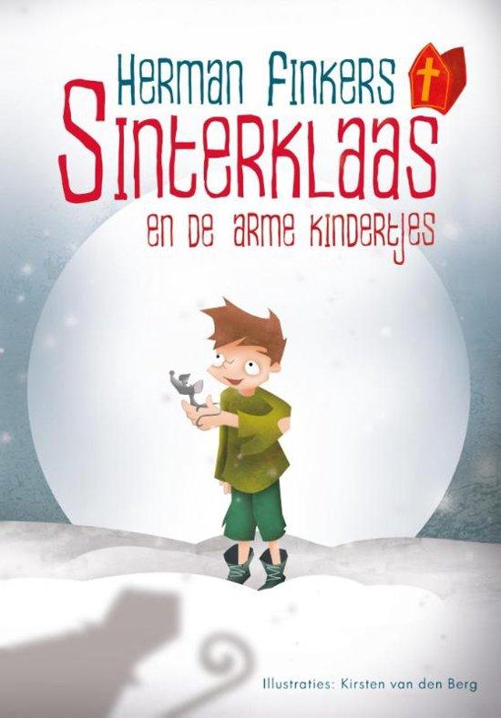 Boek cover Sinterklaas van Herman Finkers (Hardcover)
