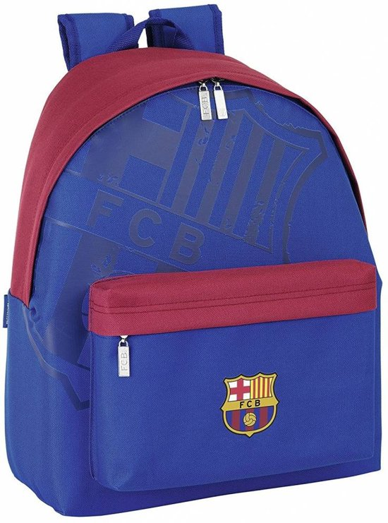 FC Barcelona Rugzak - 40 cm - Blauw