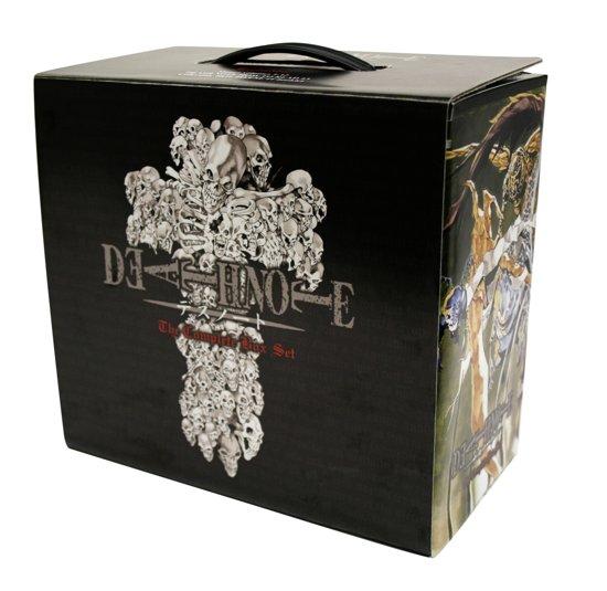 Death Note - Box Set, Tsugumi Ohba