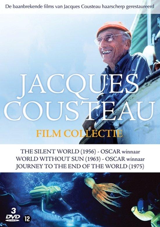 Cover van de film 'Jacques Cousteau Filmcollectie'