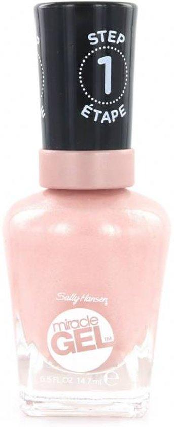 Sally Hansen Miracle Gel Nagellak - 238 Regal Rosé