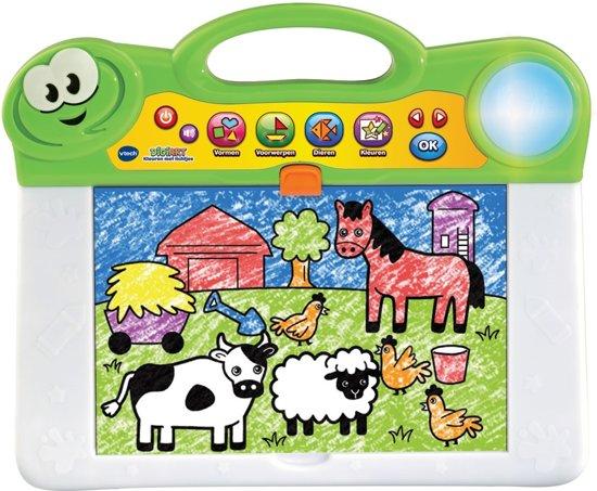 VTech Preschool DigiArt Kleuren met Lichtjes - Digitaal Tekenbord