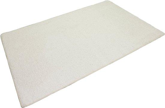Tapijtkeuze Karpet Batan - 133x190 cm - Wit