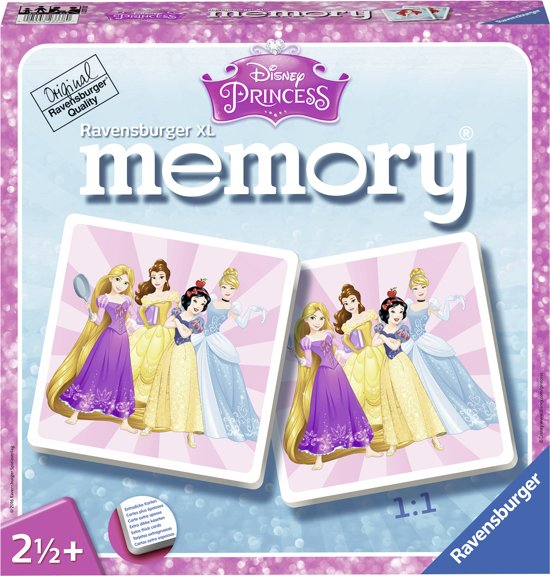 Ravensburger Disney Princess XL memory®