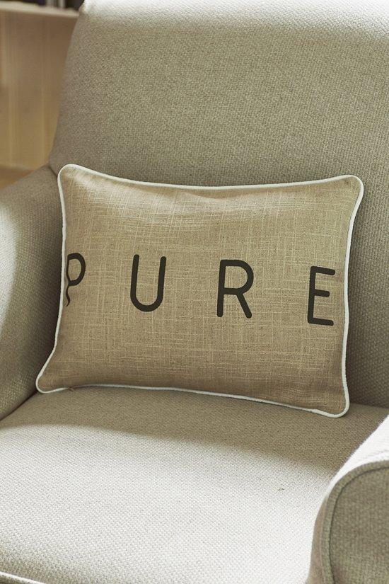 Kussens Van Riviera Maison.Bol Com Riviera Maison Pure Suede Pillow Cover