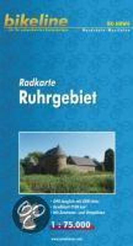 Ruhrgebiet Cycle Map