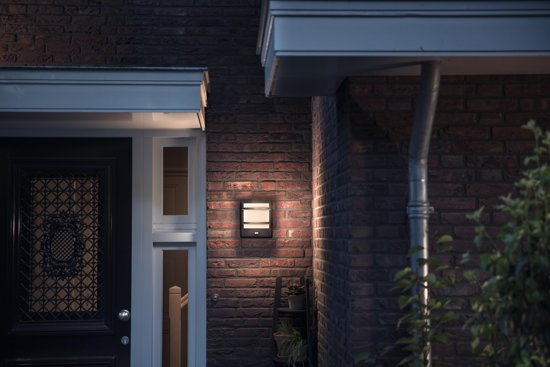 Petronia IR wall lantern anthracite 1x12