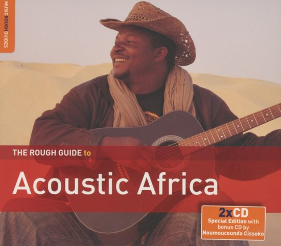 Acoustic Africa. The Rough Guide To