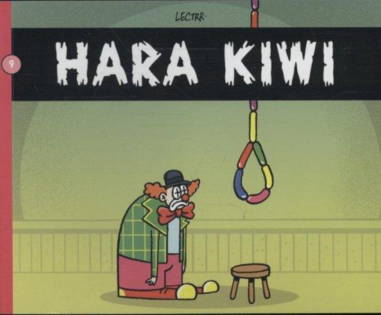 Boek cover Hara kiwi 09. van Lectrr (Onbekend)